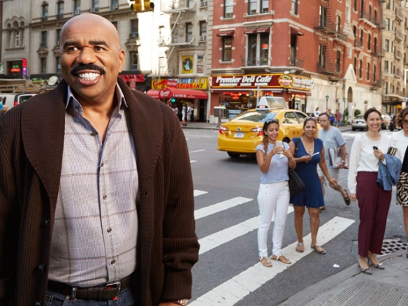 Photo Credit: Parade Magazine (http://www.steveharvey.com/news/steve-harvey-success-hard-won-life-lessons/)